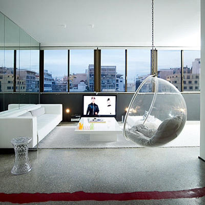 Loft at Kotzia Square, Athens Greece