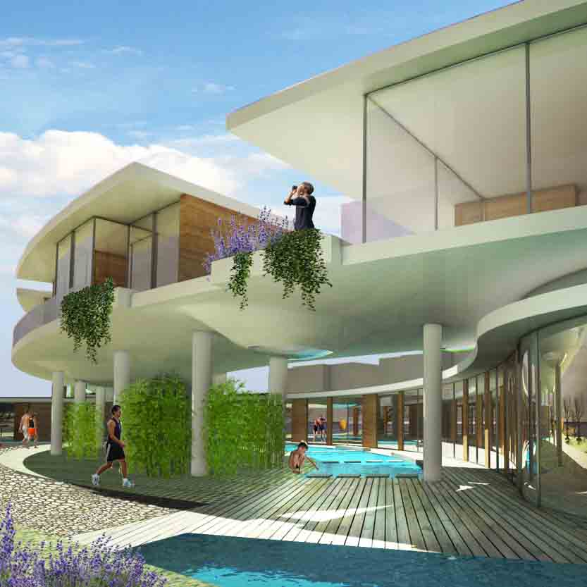 Seaside Residences, Cyprus